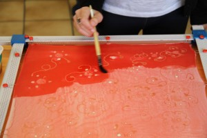 Stage peinture sur soie du 26042015