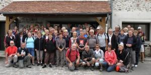 Randonnée Bombon-La Chapelle Gauthier-Bombon - 20062015